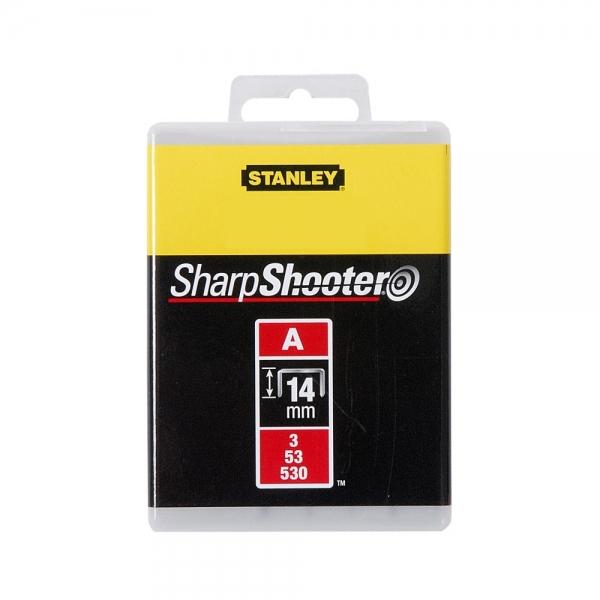"Stanley Klammern TYP A 14mm 9/16"" (1000 Stk.)"