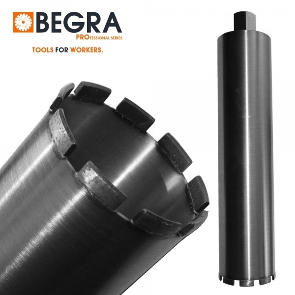 """Dia.-Bohrkrone Premium Laser 1 1/4"""" D52MM / 410MM"""