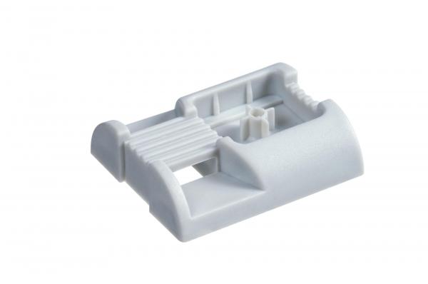 PULSA-Kabelbinderhalter CLIPELEC grau / VE100