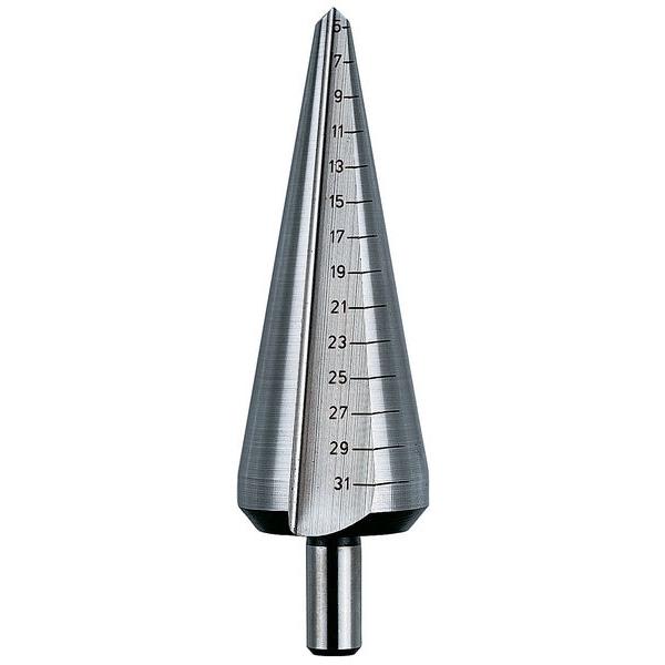 HSS Blechschälbohrer Gr. 1: 3-14mm (GL 58mm)