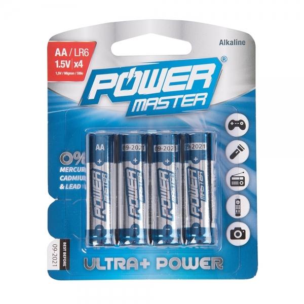 Batterien Typ AA LR6 4er Pack
