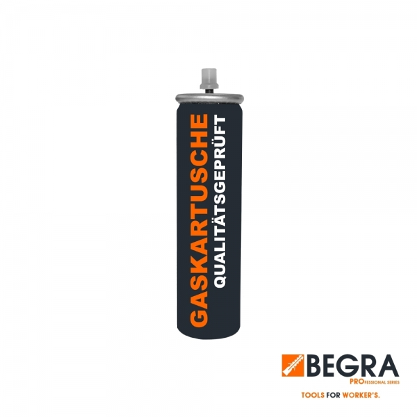 Gas 25gr f. z.B. Pulsa 700 (ca. 500 Schuss) 115mm