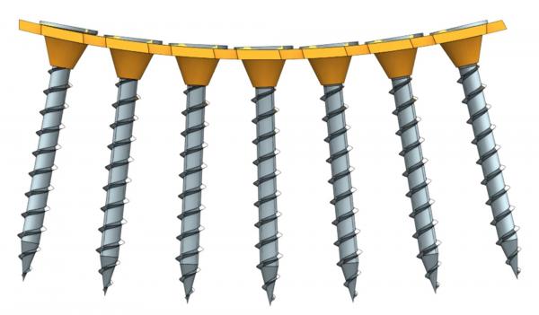 Trockenbauschrauben mag. 3,9 x 45mm PH2 / VE1000