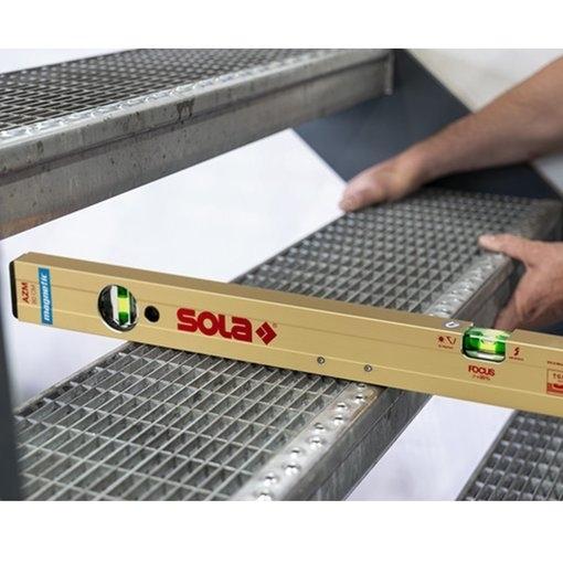 SOLA Alu-Magnetwasserwaage AZM 80