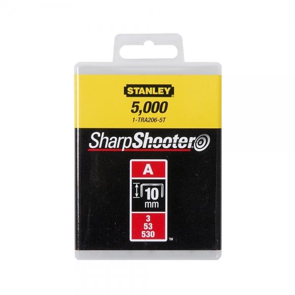 "Stanley Klammern TYP A 10mm 3/8"" (5000 Stk.)"