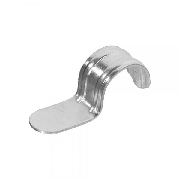Stapaschelle aus Metall / Stahl 16mm | VE200