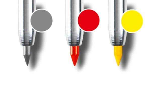 SOLA Ersatzmine, farbig f. Tieflochmarker 6er Pack