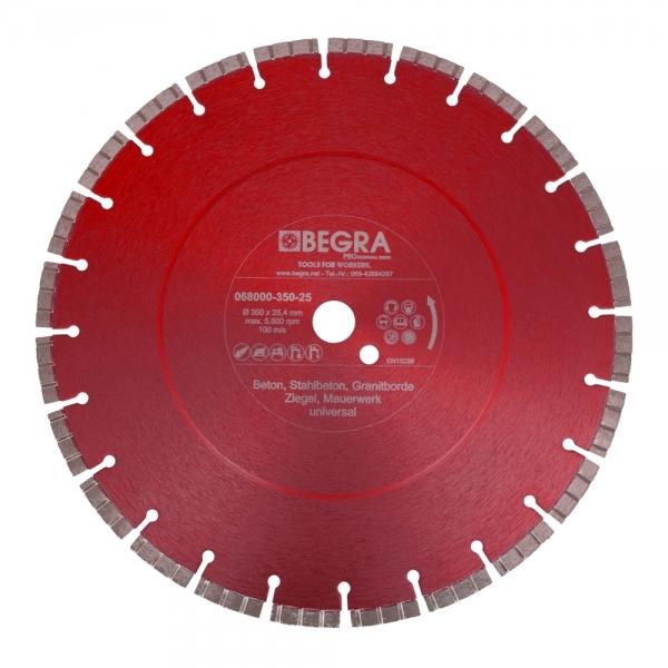 """Diamant-Trennscheibe """"RedFire"""" Ø 350mm / 25,4mm"""