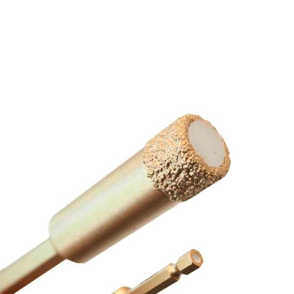 """Fliesenbohrer D8mm Nass/Trocken 1/4"""", NL 40mm"""
