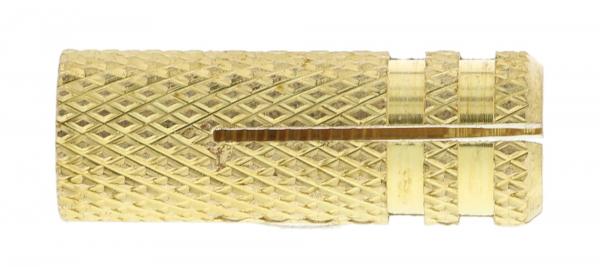 Messingspreizdübel MS M6 x 23 VE100