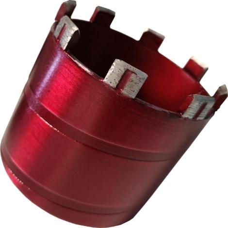 """Diamant-Dosensenker """"Red-Line""""  Ø 68mm /M16"""