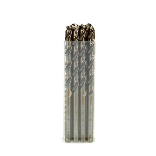 Metallbohrer HSS-CO DIN 338 10,2 x 87 x 133mm VE5