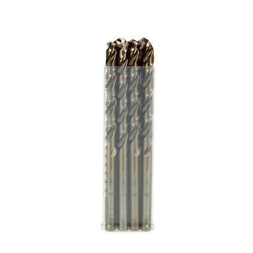 Metallbohrer HSS-CO DIN 338 1,1 x 14 x 36mm VE10
