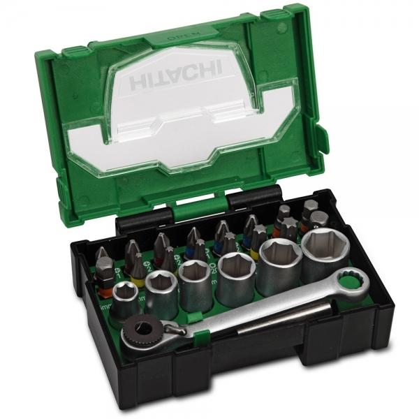 Bit-Box Hitachi [I] 24tl. ink. Bithalter + Ratsche