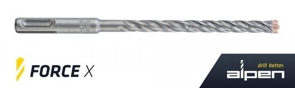 """Hammerbohrer SDS-plus """"FORCE X"""" 16-150-210"""